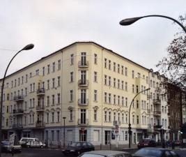 Gebäudesanierung Chausseestraße1